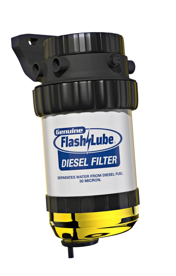 FlashLube Diesel Filter